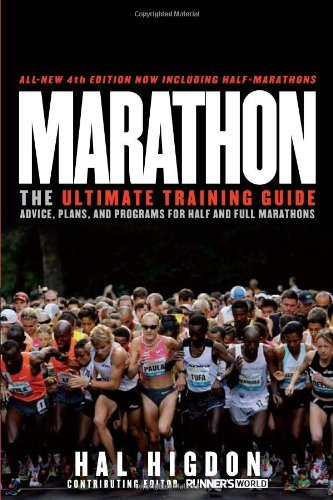 Hal Higdon Marathon The Ultimate Training Guide Advice Plans And P 0004 Edition;