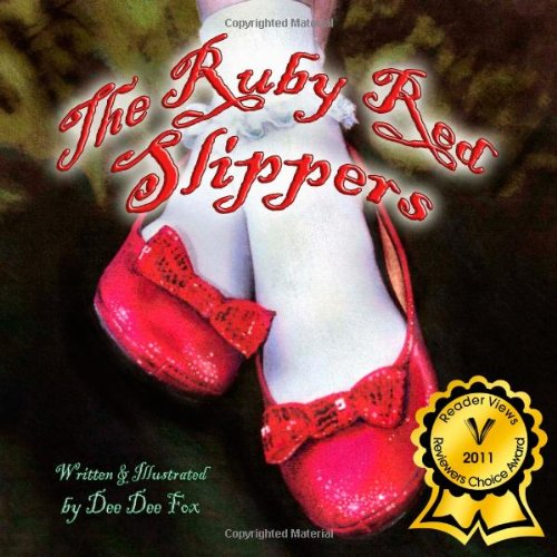 Dee Dee Fox The Ruby Red Slippers