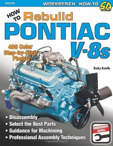 Rocky Rotella How To Rebuild Pontiac V 8s