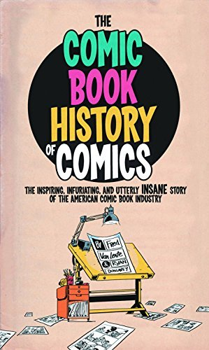 Fred Van Lente Comic Book History Of Comics