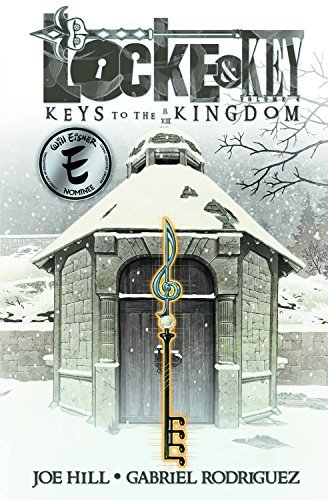 Joe Hill Keys To The Kingdom