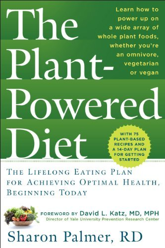 Sharon Palmer The Plant Powered Diet The Lifelong Eating Plan For Achieving Optimal He