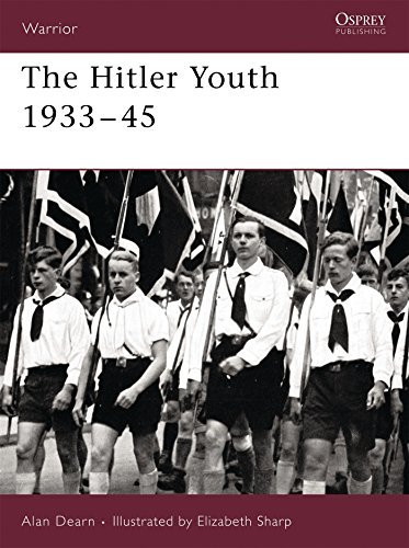 Alan Dearn The Hitler Youth 1933 45