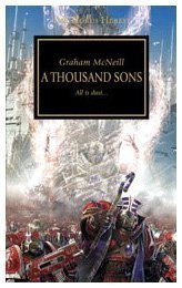 Graham Mcneill A Thousand Sons