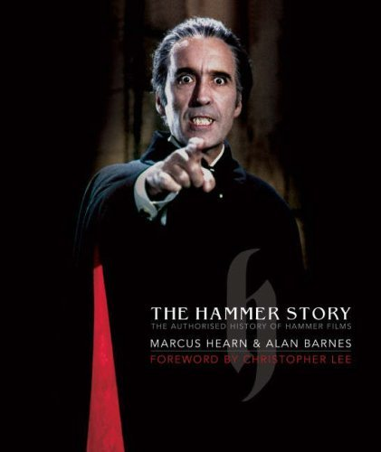 Marcus Hearn The Hammer Story The Authorised History Of Hammer Films