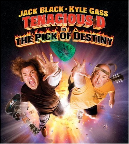 Black Jack & Kyle Gass Tenacious D In The Pick Of Destiny