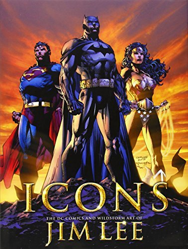 Jim Lee Icons The Dc Comics And Wildstorm Art Of Jim Lee