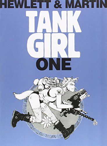 Jamie Hewlett Tank Girl One Remastered