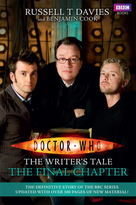 Russell T. Davies Writer's Tale The The Final Chapter