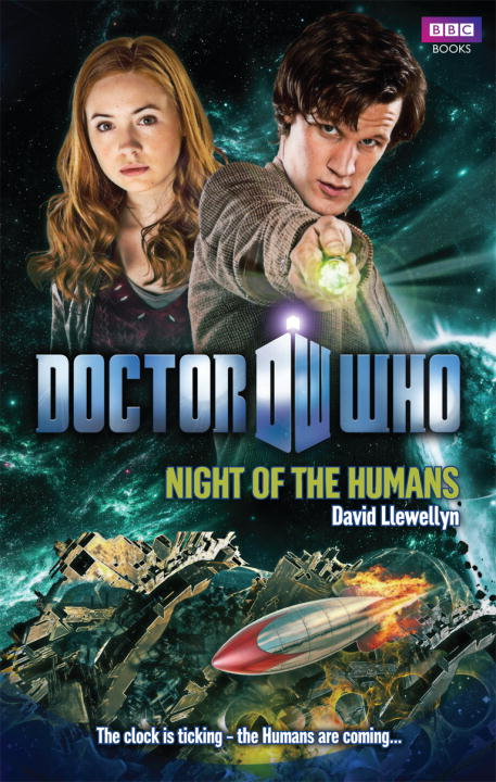 David Llewellyn Night Of The Humans