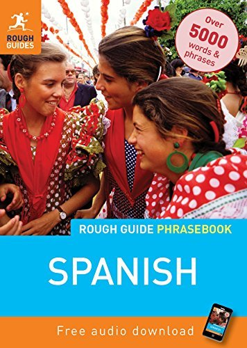 Rough Guides The Rough Guide Spanish Phrasebook Updated