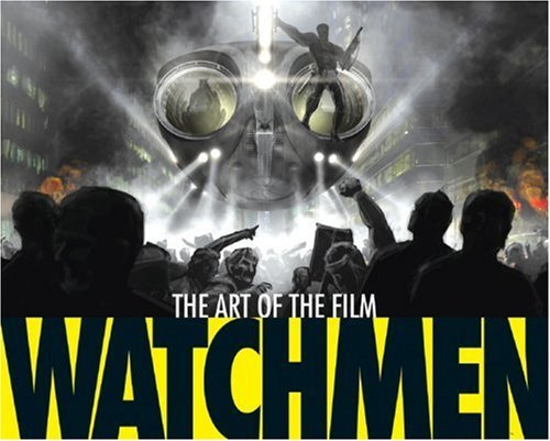 Peter Aperlo Watchmen The Art Of The Film
