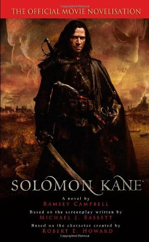 Ramsey Campbell Solomon Kane The Official Movie Novelisation