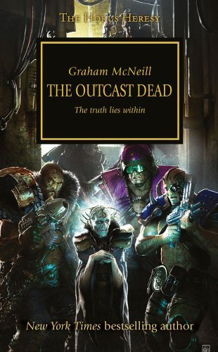 Graham Mcneil The Outcast Dead