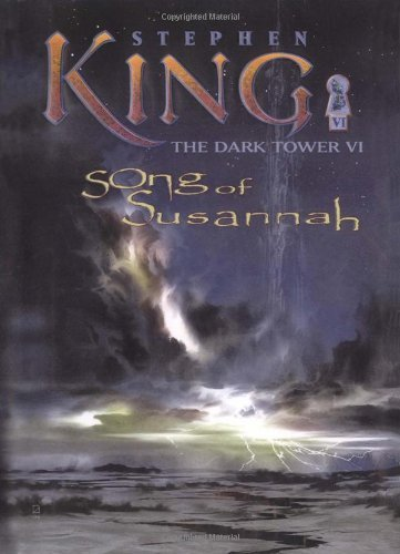 Stephen King Song Of Susannah Dark Tower Book 6