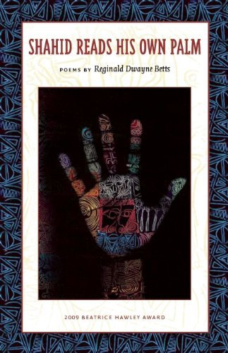 Reginald Dwayne Betts Shahid Reads His Own Palm