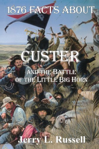 Jerry L. Russell 1876 Facts About Custer And The Battle Of The Litt