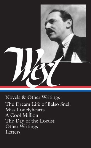 Nathaniel West West Novels And Other Writings