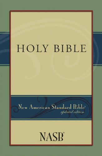 Foundation Publication Inc Text Bible Nasb