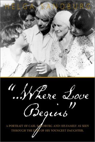 Helga Sandburg Where Love Begins