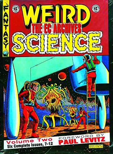 Al Feldstein Weird Science Volume 2 Issues 7 12