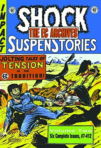 Al Feldstein Shock Suspenstories