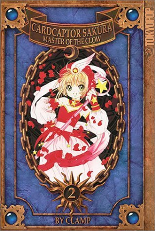 Clamp Cardcaptor Sakura Master Of The Clow Book 2