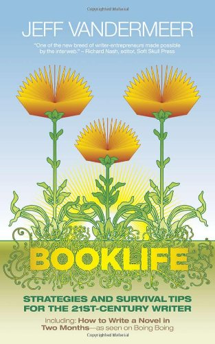 Jeff Vandermeer Booklife Strategies And Survival Tips For The 21st Century
