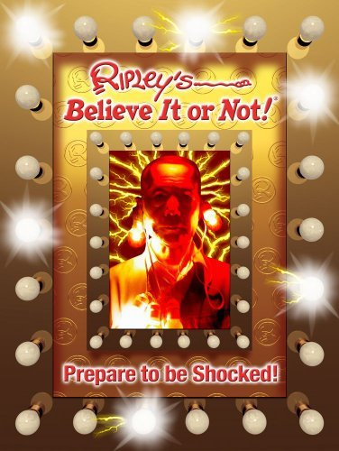 Judy Barratt Ripley's Believe It Or Not! Prepare To Be Shocked!