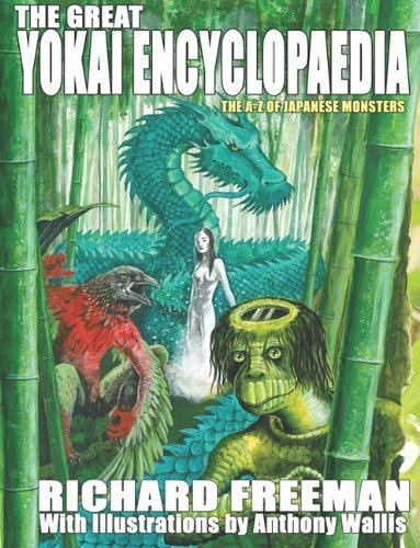 Richard Freeman The Great Yokai Encyclopaedia