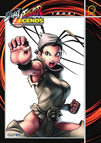 Jim Zubkavich Street Fighter Legends Ibuki