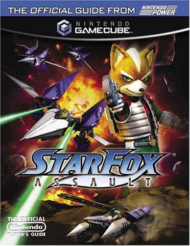 Nintendo Power Official Nintendo Star Fox Assault Player's Guide