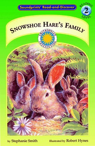 Stephanie Smith Snowshoe Hare's Family