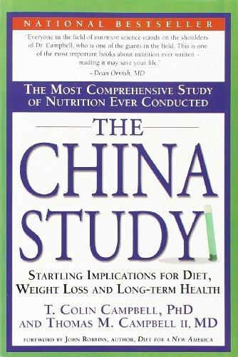 Campbell Thomas M. Ii China Study The The Most Comprehensive Study Of Nutrition Ever Co