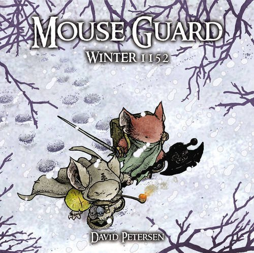 David Petersen Mouse Guard Volume 2 Winter 1152