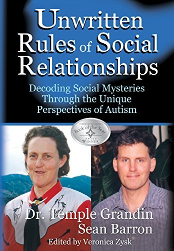 Temple Grandin The Unwritten Rules Of Social Relationships