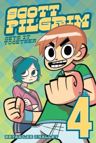 Bryan Lee O'malley Scott Pilgrim Volume 4 Scott Pilgrim Gets It Together