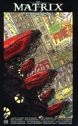 Geof Darrow The Matrix Comics Vol 1