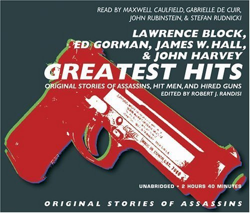Robert J. Randisi Greatest Hits Original Stories Of Assassins Hit