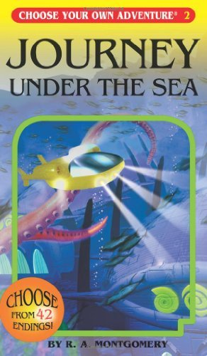 R. A. Montgomery Journey Under The Sea