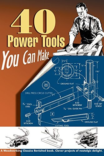 Elman Wood 40 Power Tools You Can Make