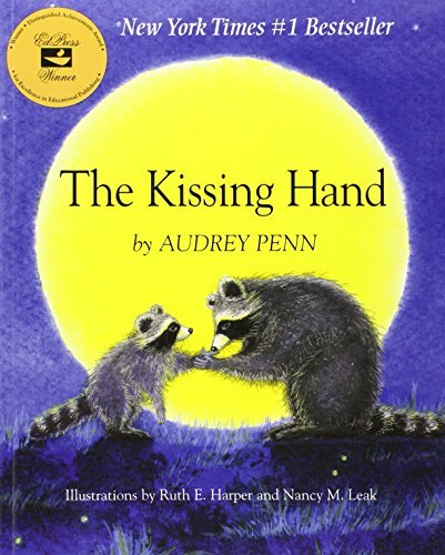Audrey Penn The Kissing Hand [with Cd]