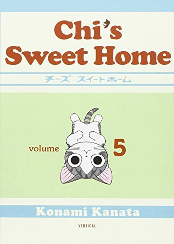 Konami Kanata Chi's Sweet Home Volume 5