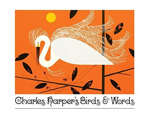 Charley Harper Charles Harper's Birds And Words