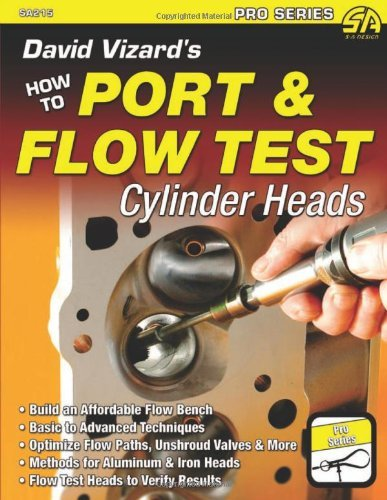 David Vizard David Vizard's How To Port & Flow Test Cylinder He