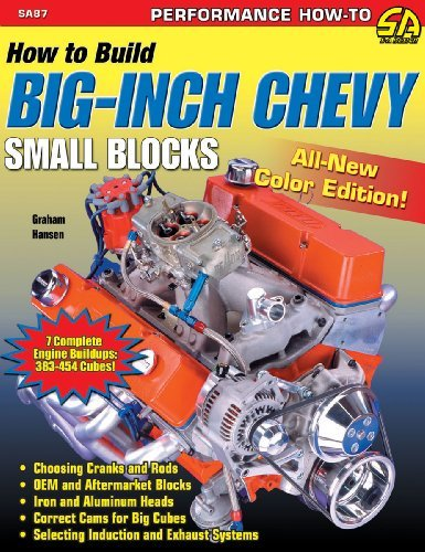 Graham Hansen How To Build Big Inch Chevy Small Blocks