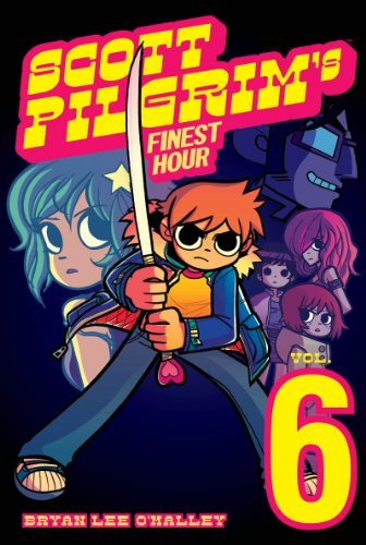 Bryan Lee O'malley Scott Pilgrim Volume 6 Scott Pilgrim's Finest Hour