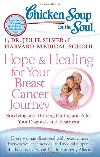Dr Julie Silver Chicken Soup For The Soul Hope & Healing For Your Breast Cancer Journey Su