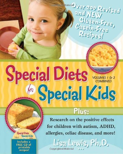 Lisa Lewis Special Diets For Special Kids Volumes 1 & 2 Comb