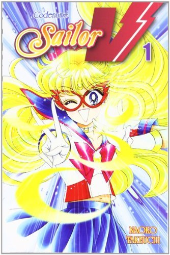Naoko Takeuchi Codename Sailor V 1
